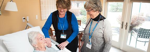 Hospice Nurse Residency Program - Care Dimensions